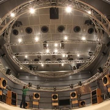 Fraunhofer IIS 3D listening lab